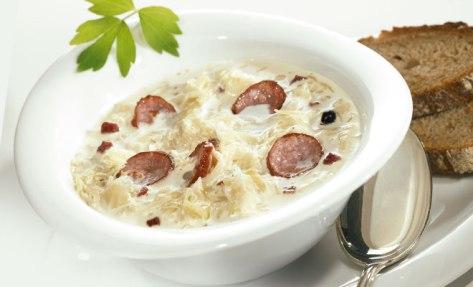 The German hangover soup: