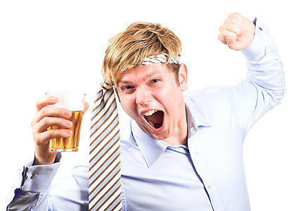 There are plenty of reasons why alcohol should be served at work.