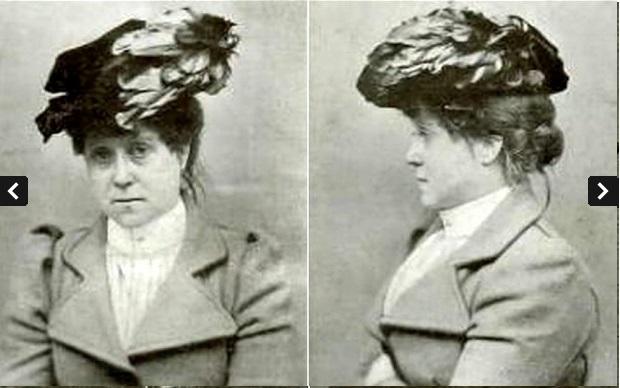 Elizabeth Thompson.