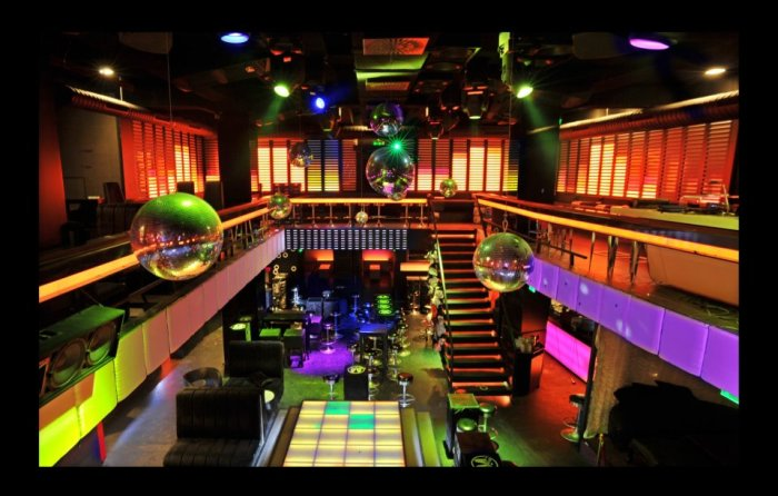 Club No Mercy in Sofia, a legendary place.
