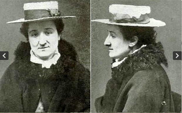 Sarah Henson.