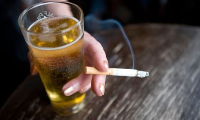 Image result for cigaret and alcohol