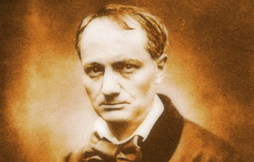 French poet Charles Baudelaire.