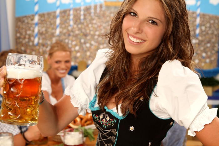 Stay sober in the month of Oktoberfest? Yeah right!
