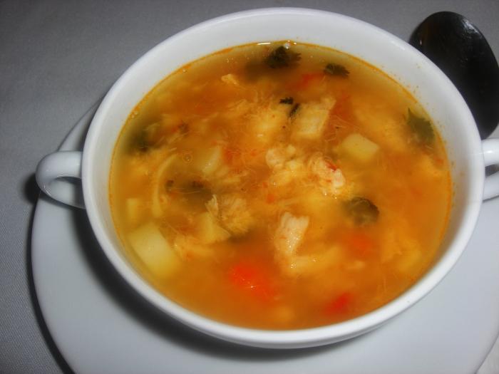Caldo de peixe, the Angolan hangover cure.