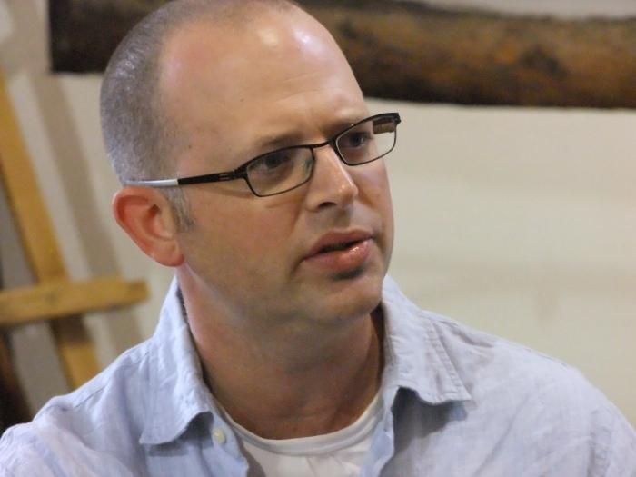 Joel Brouwer.