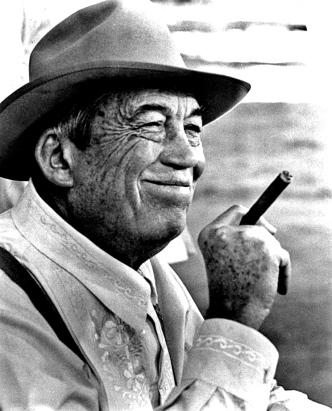 John Huston.