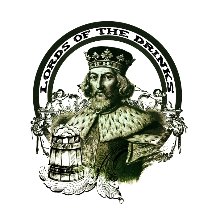 The new logo of Lords of the Drinks.