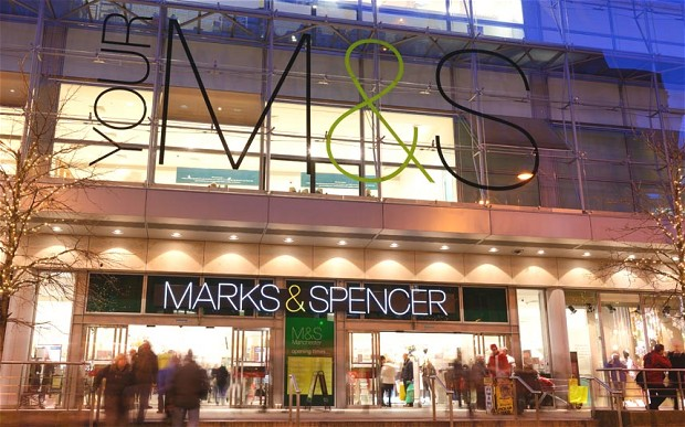 Marks & Spencer allows employees to refuse to help us and is therefor on our black list.