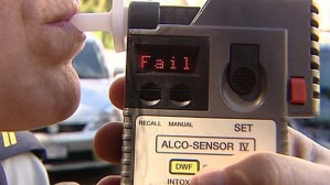 That awkward moment when a breathalyzer can't measure your (high)score.
