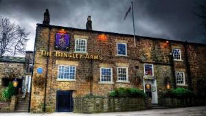 The Bingley Arms.