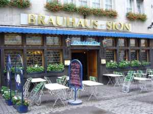 Brauhaus Sion.