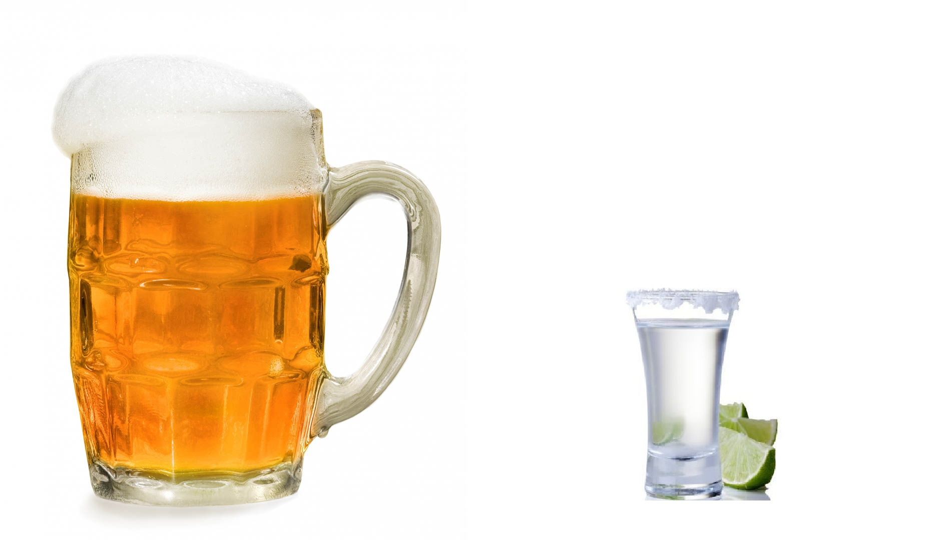 Vodka or beer: what is more harmful Calorie, alcohol content 84