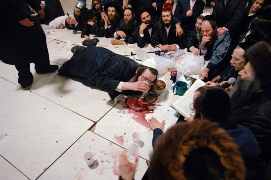 Do Jews Drink Blood