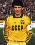 Rinat Dasajev at the European Championships 1988.