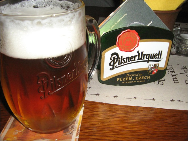 Czech Republic has some excellent beers, no wonder they are pretty popular.