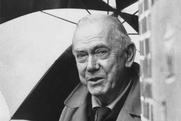 Graham Greene.