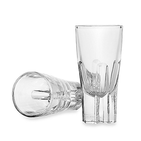 Shot glasses are the only props you need for these drinking games.