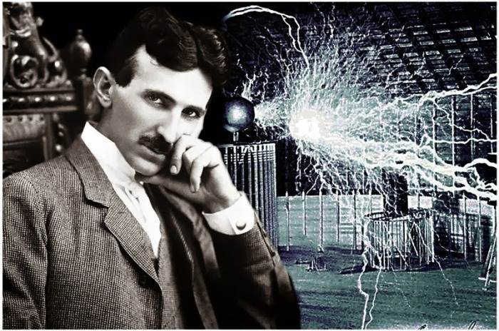 Nikola Tesla, a brilliant inventor who drank every day.