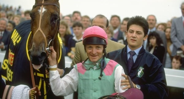 The legendary jockey Pat Edderly loved himself a good drink.