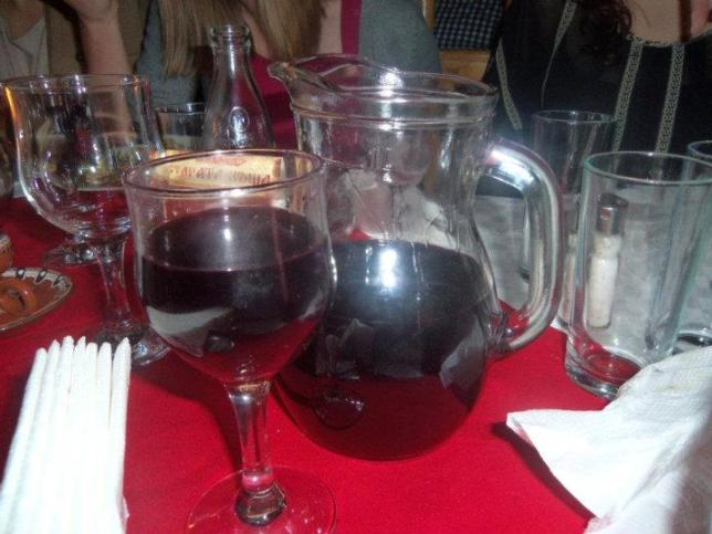 Of all alcoholic drinks red wine is believed to have the most health benefits.