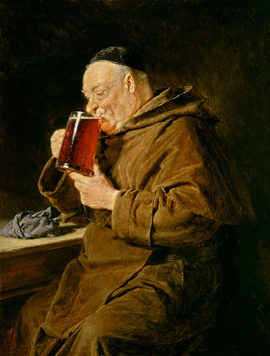 Lent doesn't have to be time without booze. German monks came up with a diet that was quite the opposite.