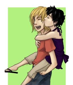 Ever did a piggyback ride with a stripper?