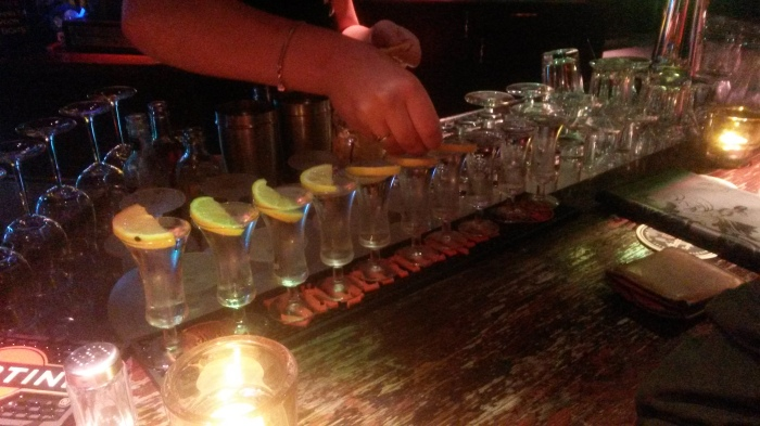 If you're not afraid to take a couple of shots, you might want to try one of these LOTD drinking games.