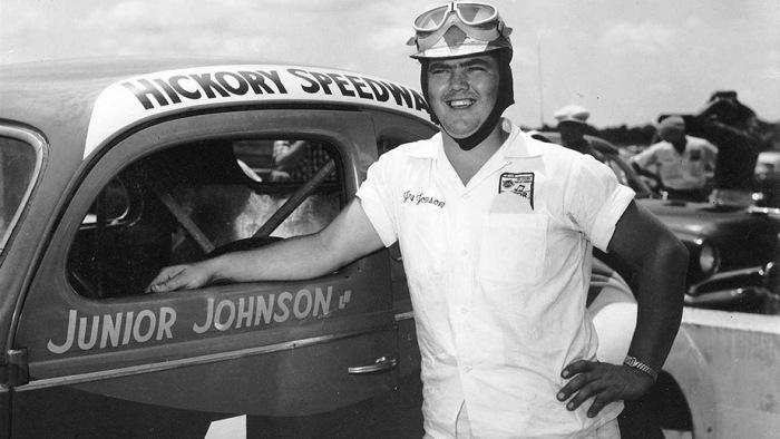 junior johnson