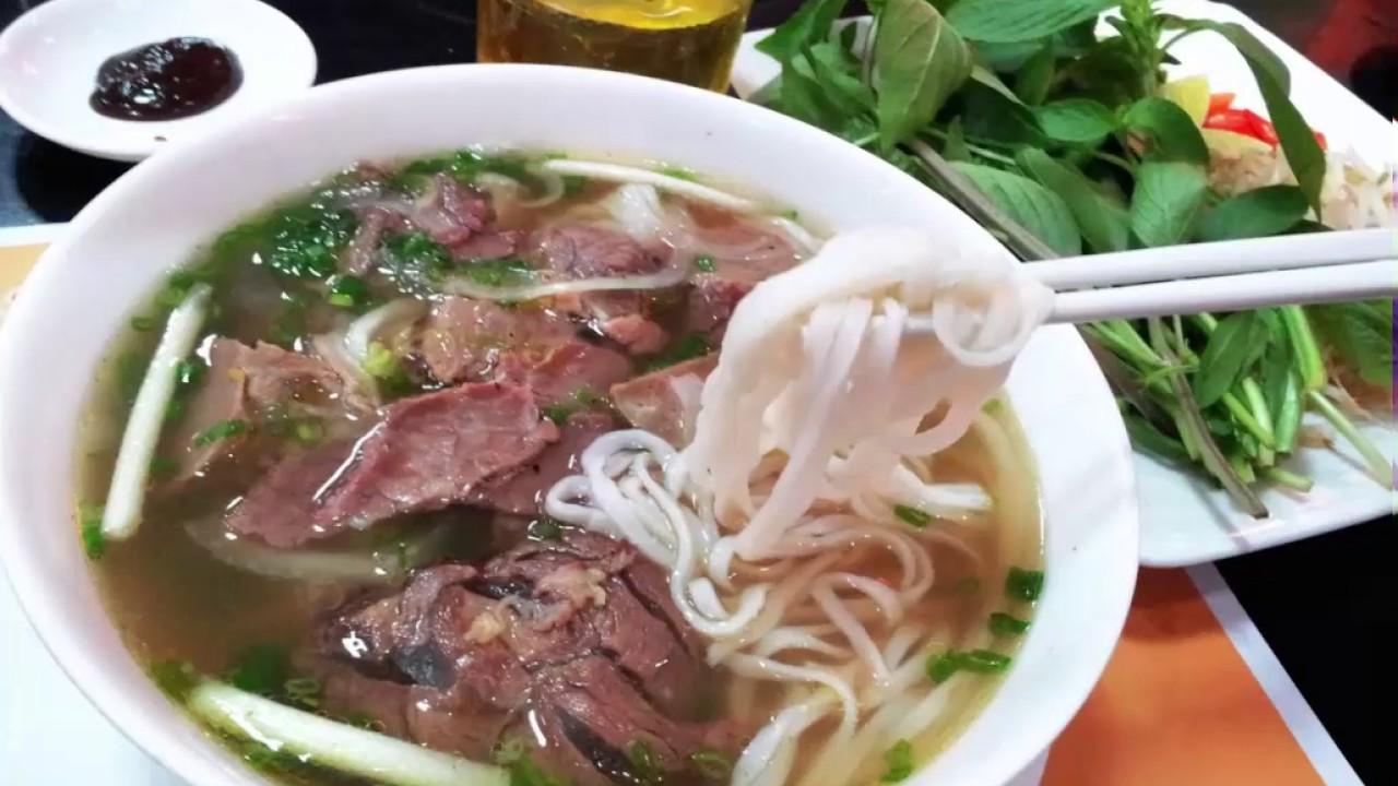 Pho, the Vietnamese beef noodle soup that kills hangovers